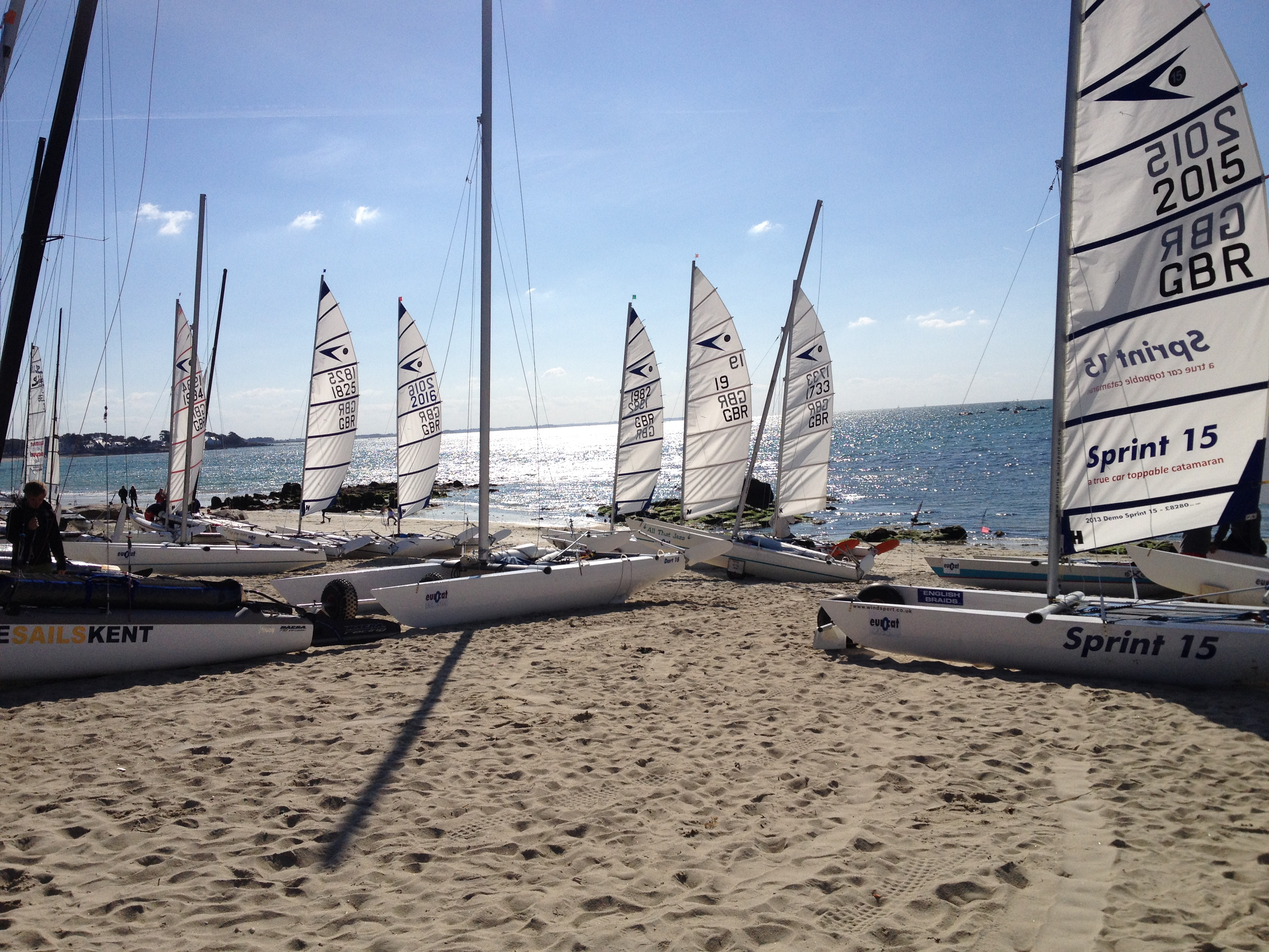 Sprint 15s at Eurocat 2014
