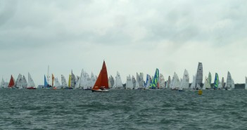 River Blackwater Barts Bash Start Line