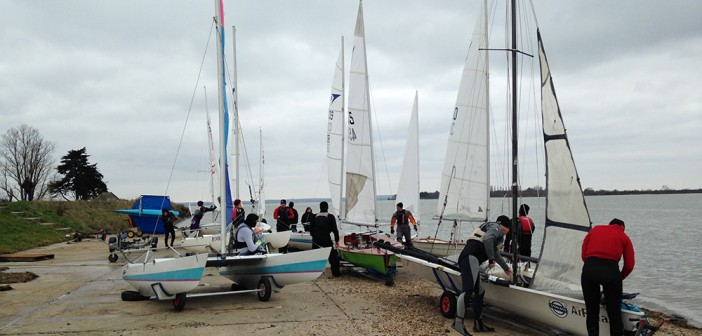 Great start to the 2015 sailing season at Marconi