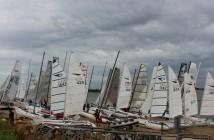 East Coast Piers Race competitors
