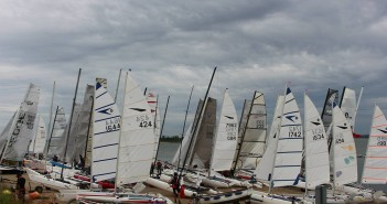 East Coast Piers Race competitors