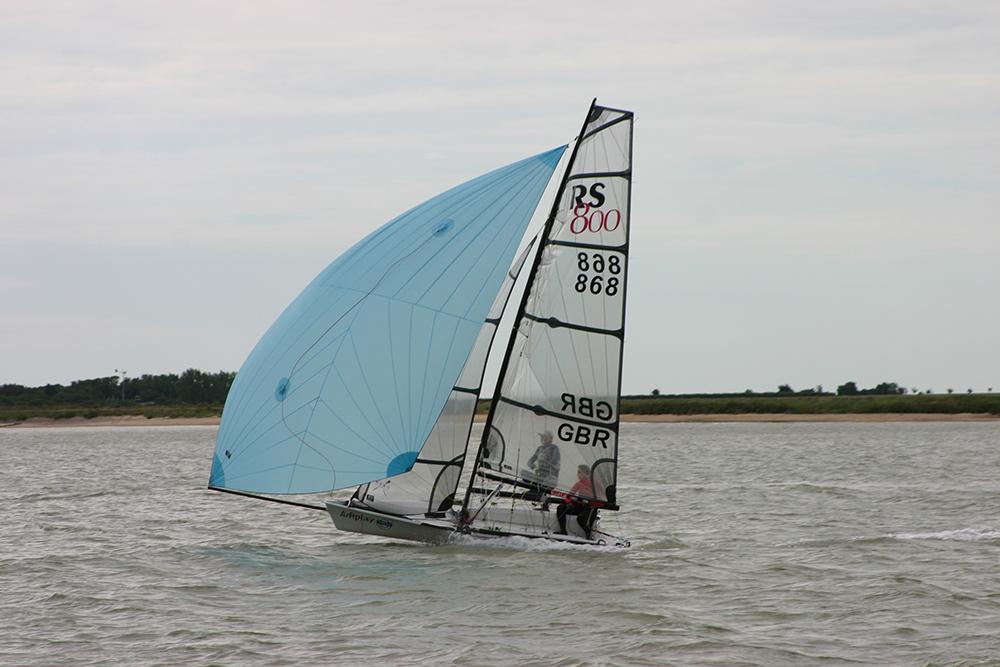 RS 800 East Coast Piers Race