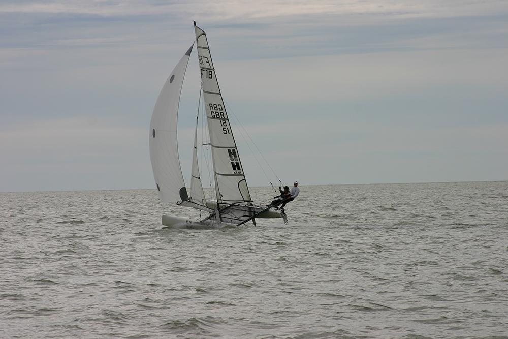 Hyde Sails Kent F18
