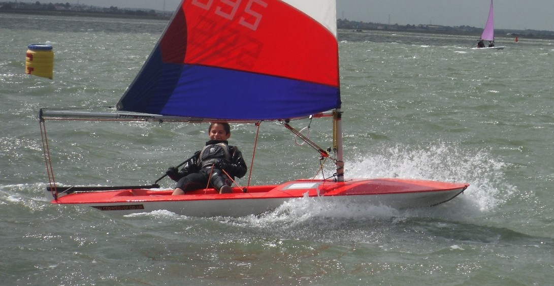 Marconi Sailing Club Topper 2015