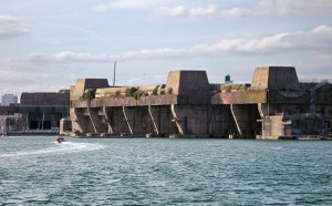 Lorient U-Boat Pen