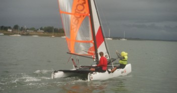 New Arrangements For Dinghy Racing