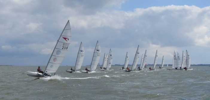 Sprint 15 Traveller Event 2016 – Marconi Sailing Club