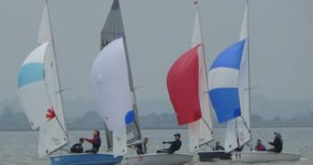 Larks at Marconi Sailing Club 2016