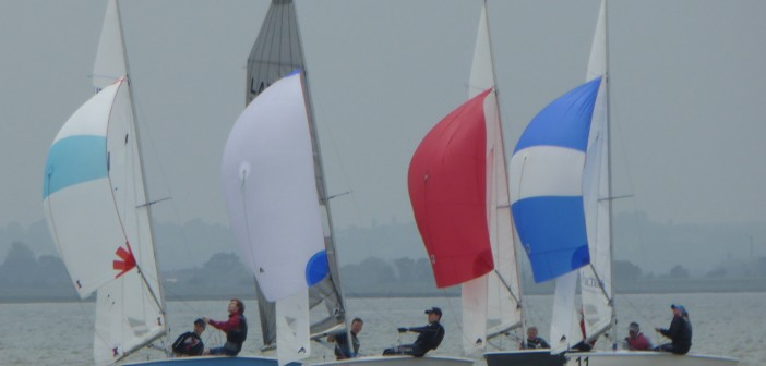 Larks at Marconi Sailing Club 2016