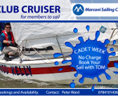 Club Cruiser Available for Members to Sail