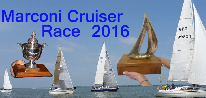 New Trophy for IRC Winner in Marconi BJRC race this season