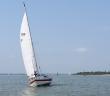 Club Boat - Ned Kelly. Skipper: Lydia Coffey.