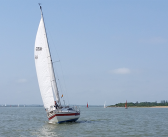 Ned Kelly – 1st Marconi boat & 6th Overall – BJRC Race 6