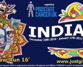Rickshaw Run 2017 in aid of Prostate Cancer