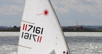 Marconi SC Laser Open Meeting - Laser Sailing