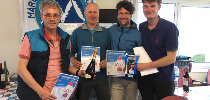 British Keelboat League Team Selected