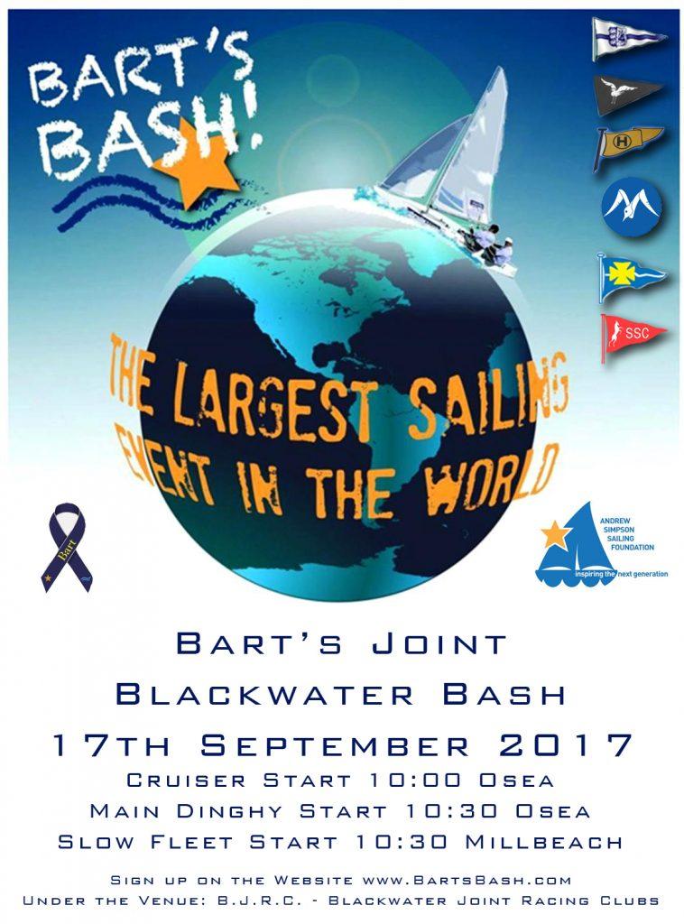 Bart's Base 2017 River Blackwater Poster