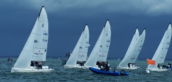 British Keelboat League Campaign Report