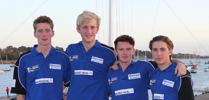 British Keelboat League – Marconi Youth Team Report