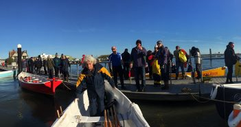 Marconi Sailing Club Gig Rowing