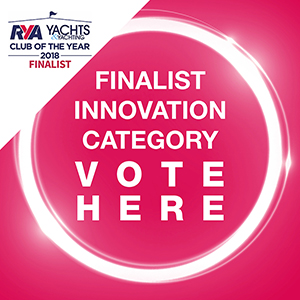 RYA Club of the Year Finalist