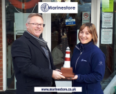Marinestore Shipway Trophy Commissioned