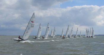 Sprint 15 Sailing at Marconi Sailing Club