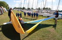 RYA Level 1 Sailing Course - Marconi Sailing Club Essex