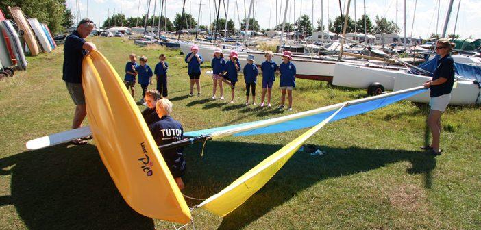 RYA Level 1 Sailing Course - Marconi Sailing Club Essex