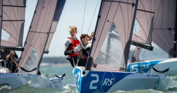 Marconi Youth Team Impress in British Keelboat League