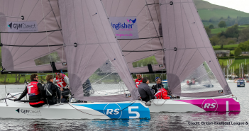 Marconi Team Ready for British Keelboat League Competition.