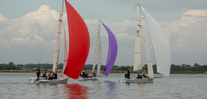 SB20 Fleet Racing  2020 – Sat 30th May