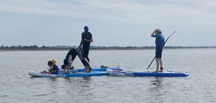 Standup Paddle Boarding at MSC