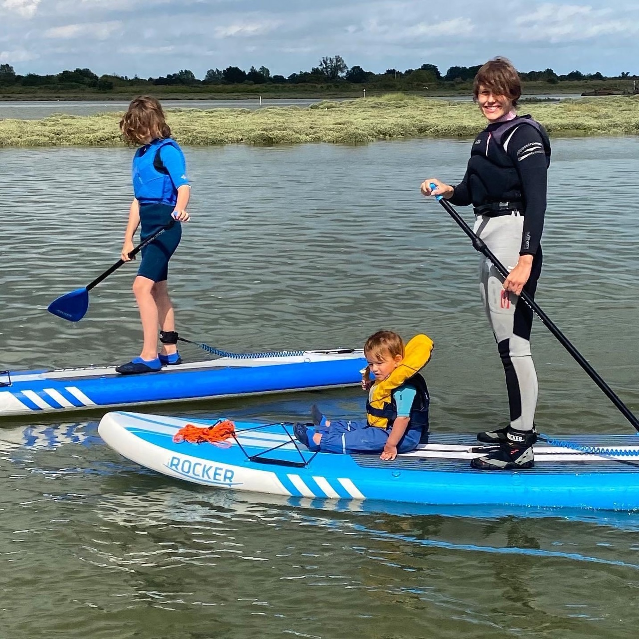 From Standup Paddle Magazine The best medication in the