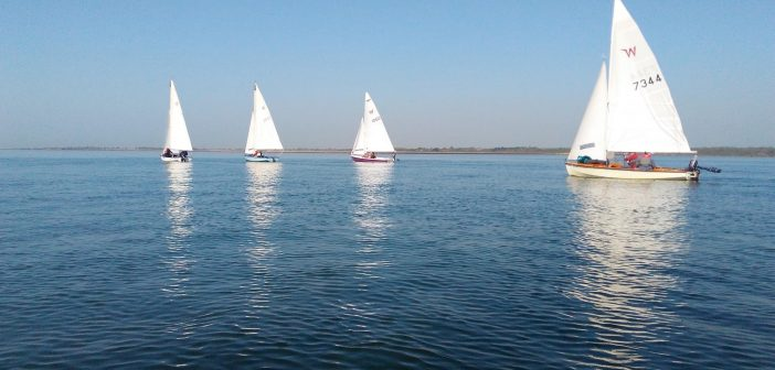 Dinghy Cruising Up and Running at MSC