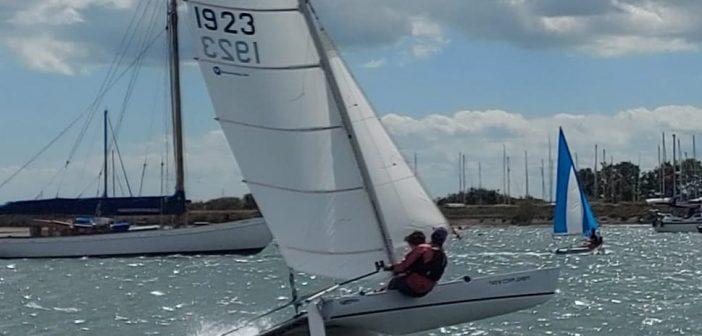 Marconi Cadet Regatta 2020
