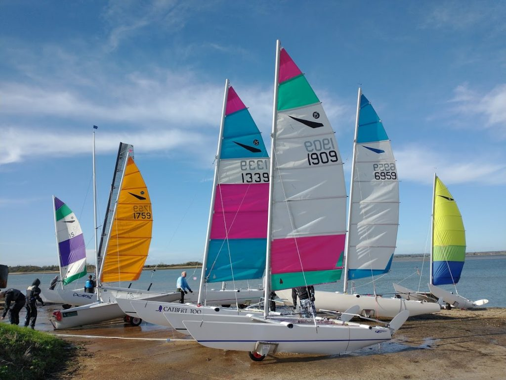 Final Fling and Coloured Sails at Marconi Sailing Club