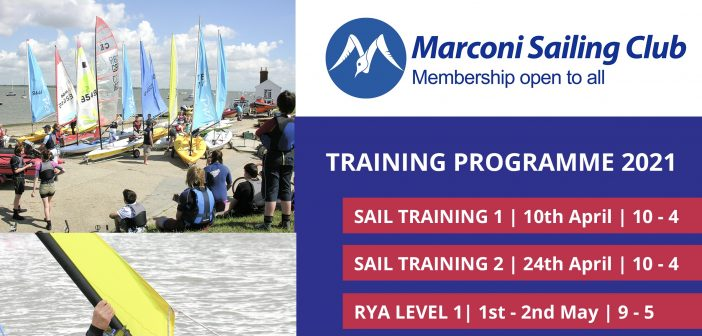 Learning To Sail In 2021