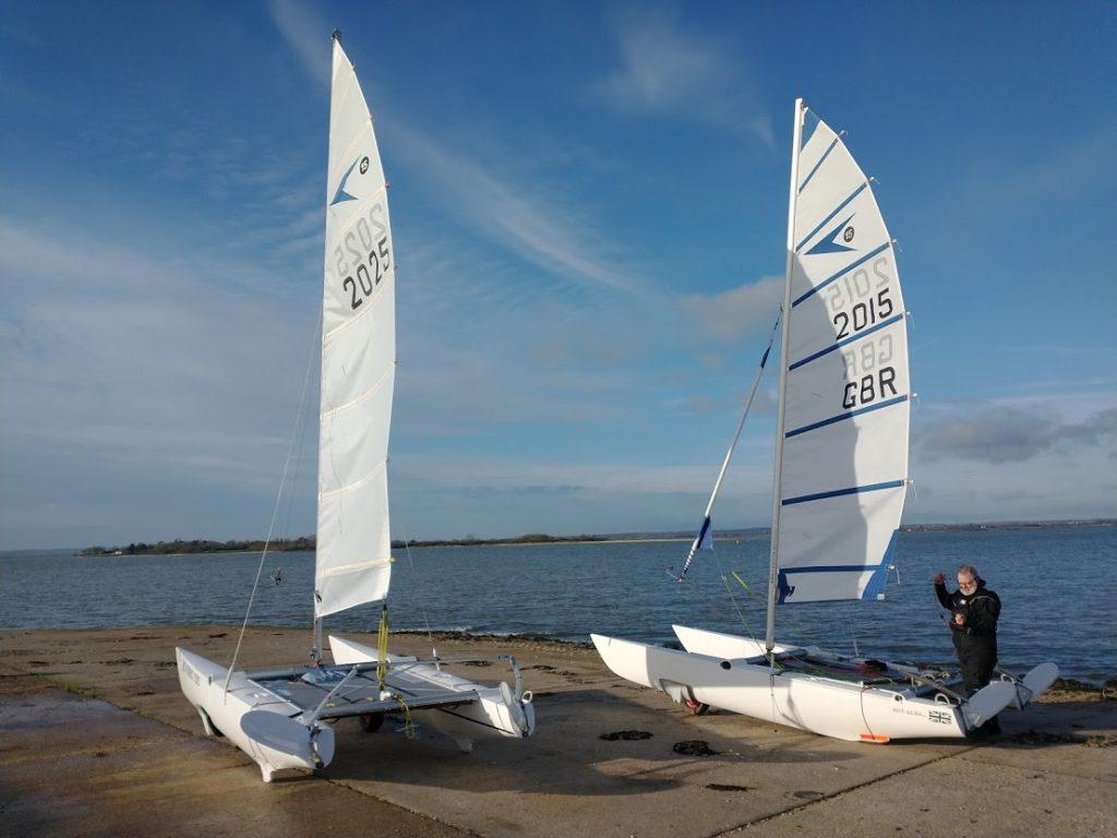 Winter Wednesday Sailing