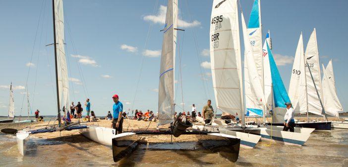 Festival of Sailing – SB20 Challenge