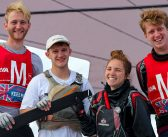 Marconi Make their Mark in British Keelboat League Final
